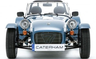 Image credit: Caterham Cars